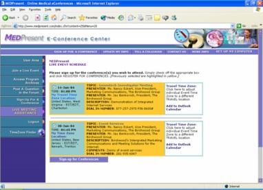 MEDPresent Conference
