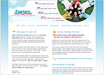 Capture Educational Consulting website
