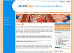 JeriniCares Website and Email Marketing