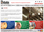 Reliable Fire protection website