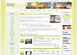 SRQ Reviews Database Website and Marketing