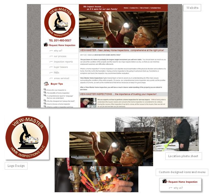 Viewmaster Website
